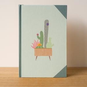 Image of Cactus Hardback Journal