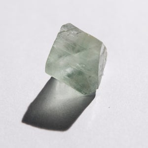 Image of Zero Gravity State Of Mind Fluorite Octahedron + download code