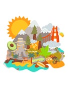 Image of Cali Love! Print