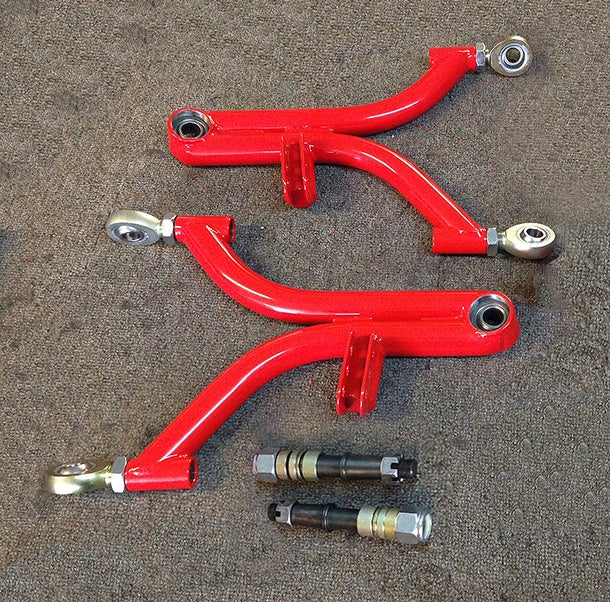 Image of DVM Mustang Front Lower Control Arms for Drift/Autocross