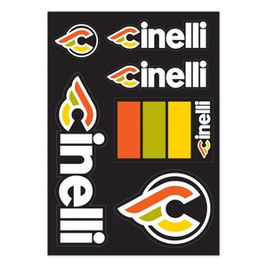 Image of Cinelli Sticker Pack