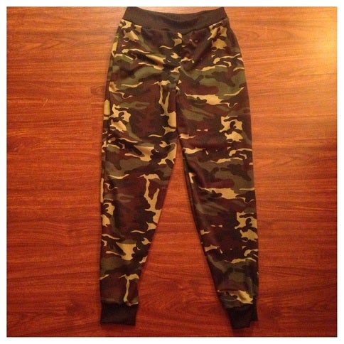 Image of CAMO Joggers