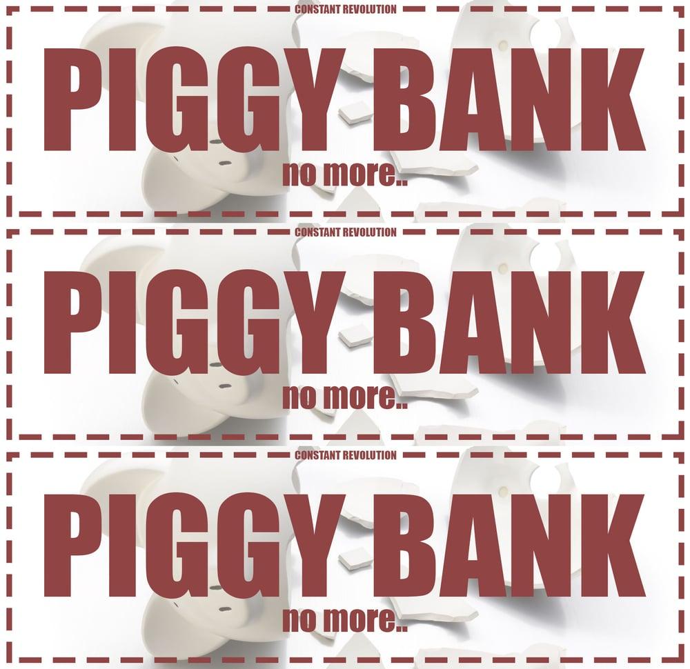 Image of CR PIGGY BANK SLAPS