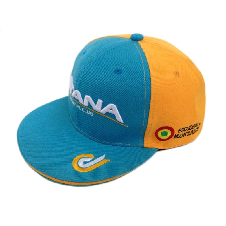 Image of DANIEL JUNCADELLA F1 Grand Prix Cap