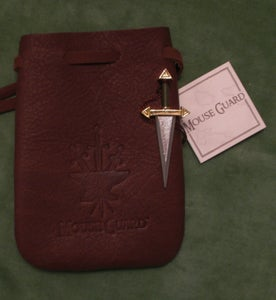 Image of Mouse Guard: Limited Edition Lieam's Sword