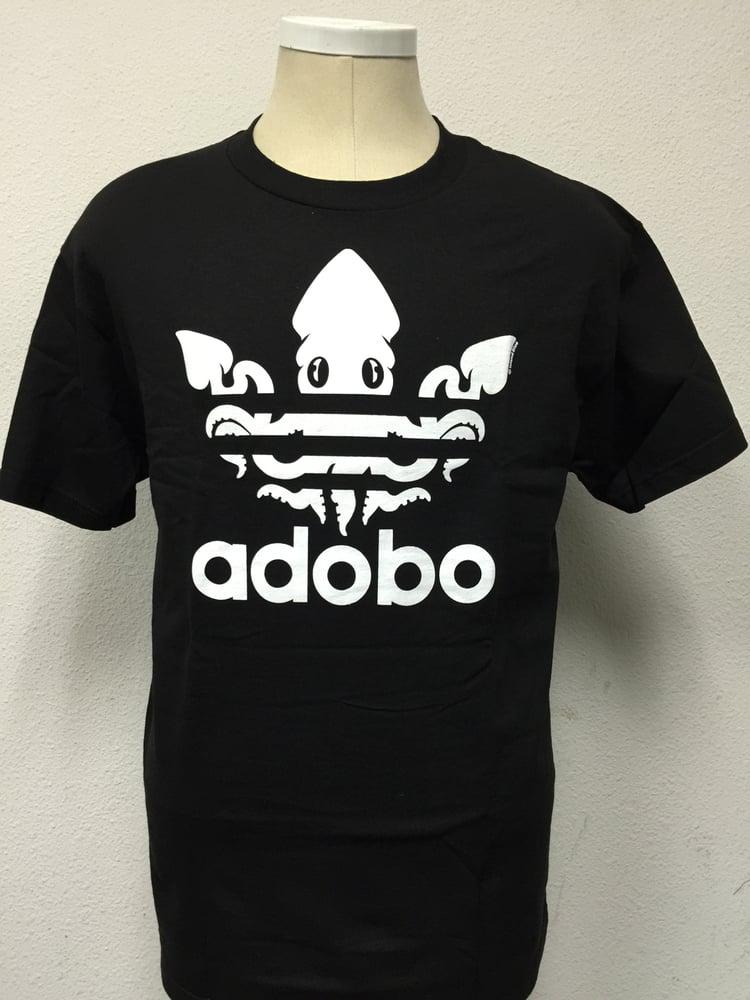 Image of Squid (Pusit) Adobo