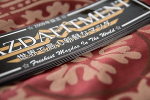 Image of Mazda Fitment Club Stickers