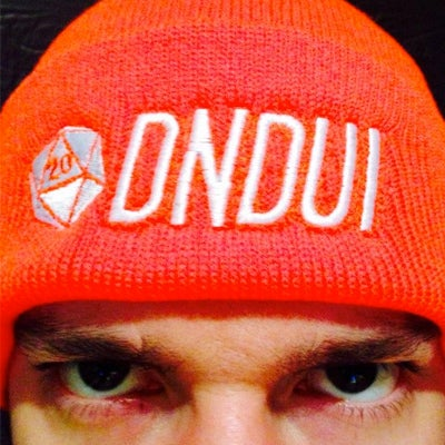 Image of DnDUI D20 Toque/Beanie