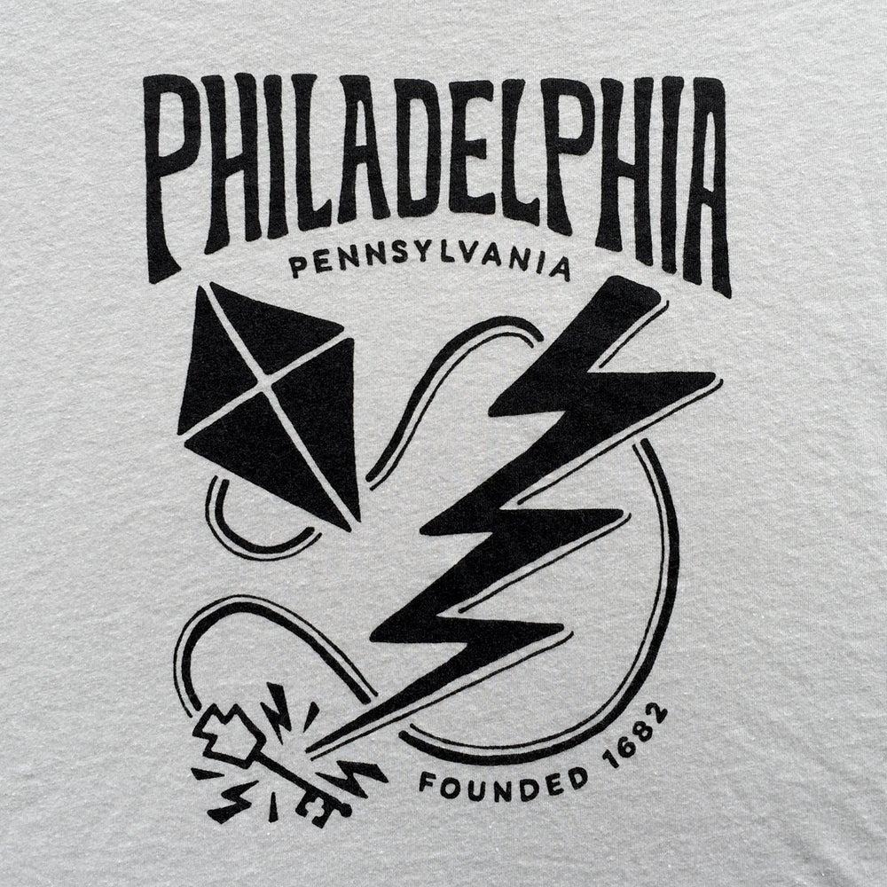 Image of The Philly Shirt (Gray)