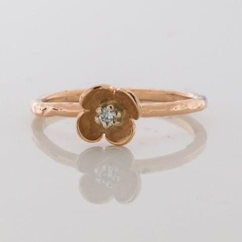 Beeld van Stacking ring rose gold