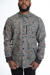 Image of DEATH STAR CAMO JACKET