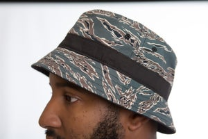 Image of DEATH STAR CAMO BUCKET HAT