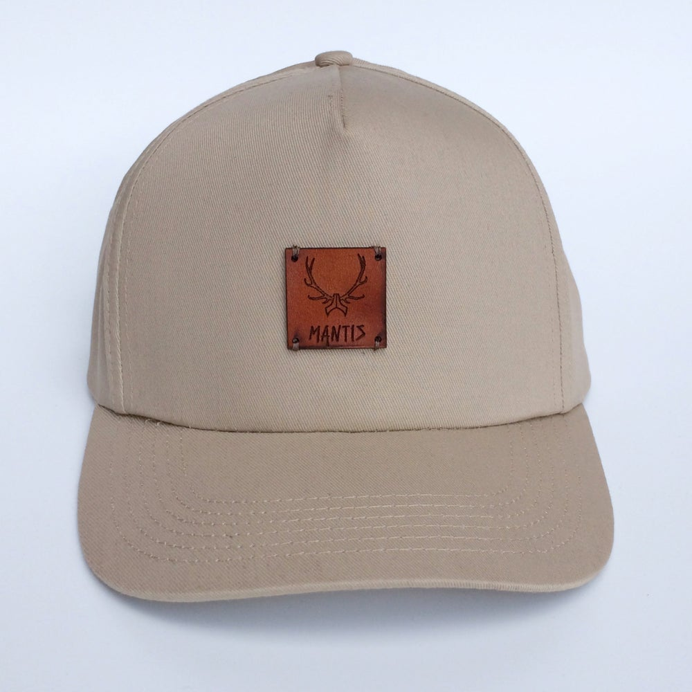 Image of Elk patch snapback buff