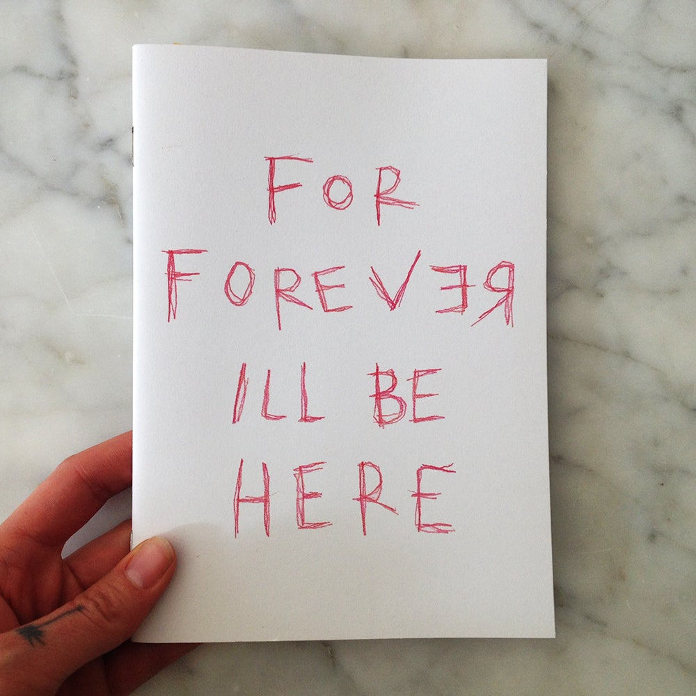 Image of For Forever Zine
