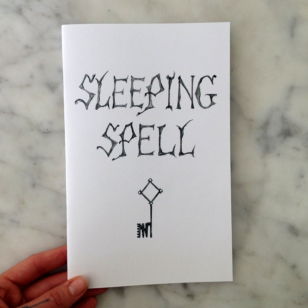 Image of Sleeping Spell Zine