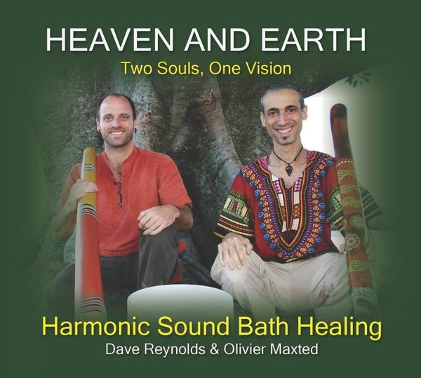 Image of Heaven and Earth CD