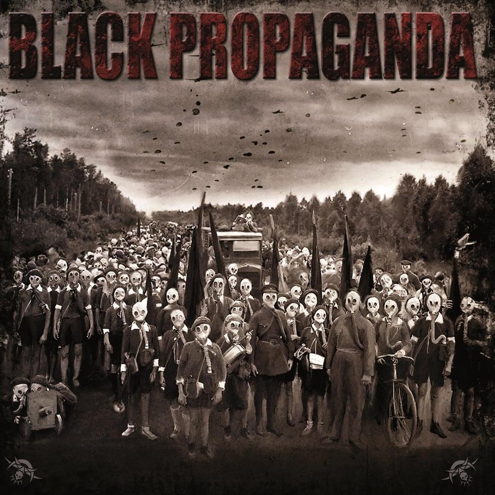 "Image of ""Black Propaganda"" Album"