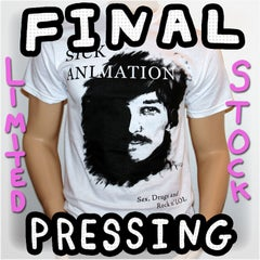 SDRL Face Shirt - Sick Animation Shop