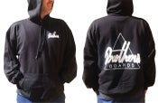 Image of Brothers Boards Pull-Over Hood Black