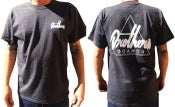 Image of Brothers Boards Shop Tee Black