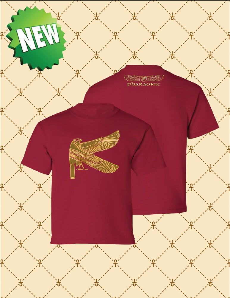 Image of Youth Gold Heru Tee