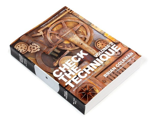 "Image of ""Check the Technique Volume 2"" Hip-Hop book (2014) - SIGNED by author"