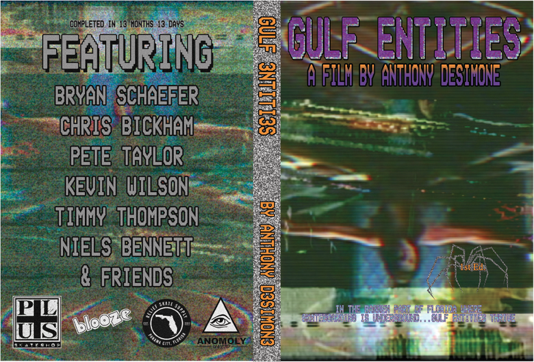 Image of Gulf Entities DVD