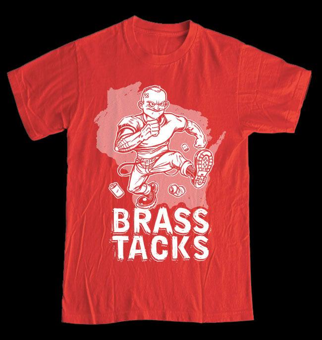 Image of Brass Tacks T-Shirt