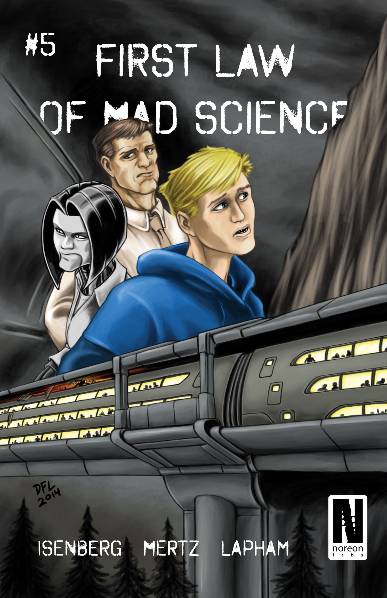 Image of First Law of Mad Science - Issue #5
