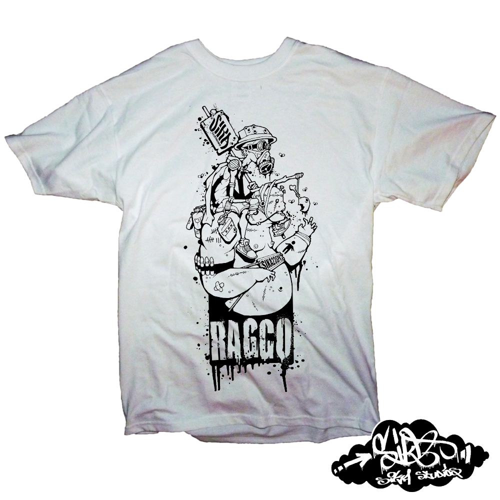 "Image of SIKA x SPK... ""RAGGO"" design"