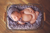Image of Photo Mat Medium Blanket Maximum Texture CK Lavender