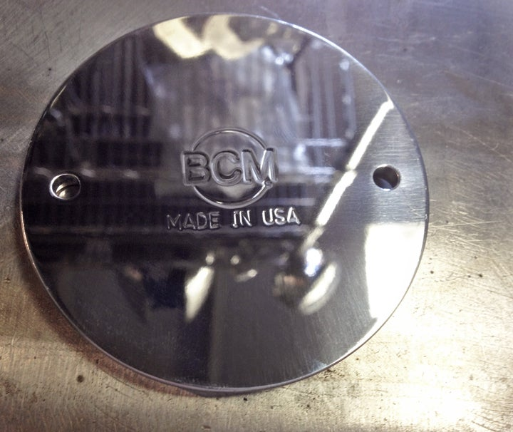 Image of Salver Ignition Cover