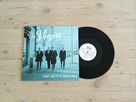 "Image of 12"" Vinyl - The Vanjas Sings and plays Rock 'n' Roll"