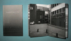 Image of PHANTOM CITY -  a photo novel (sent to: rest of the WORLD, price incl shipping - 0% VAT)