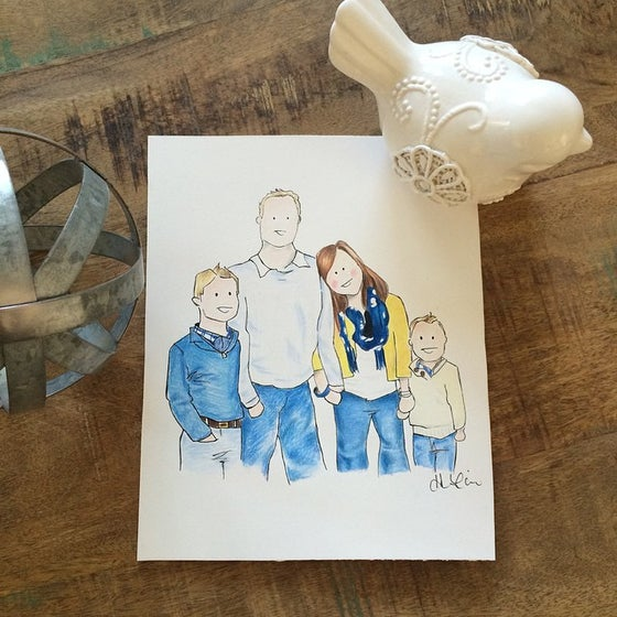 """Image of Pets, Family Name, """"Extras"""" for family portraits"""
