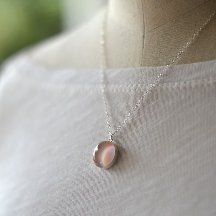 Image of Rainbow Sky necklace