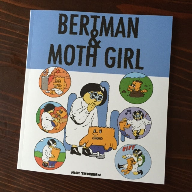Image of Bertman & Moth Girl