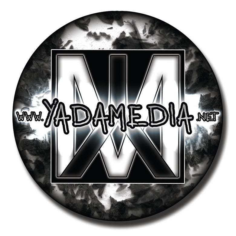 Image of YM Logo Sticker (Circle) (3 pack)