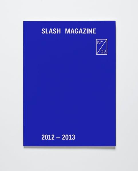 Image of Slash magazine n°2