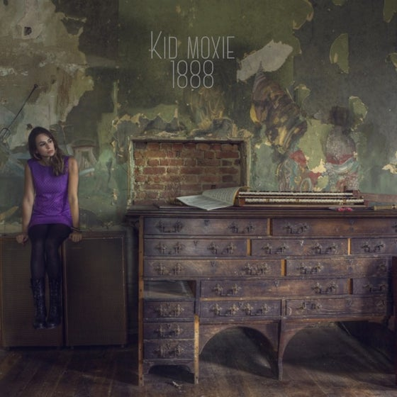 "Image of Kid Moxie ""1888"" LP album"