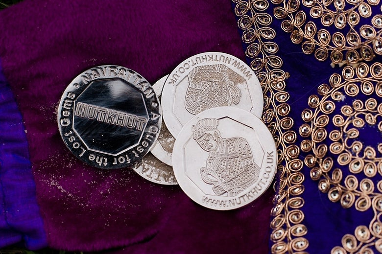 Image of Emperor Akbar's Limited Edition Coin