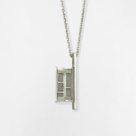 Image of Necklace BERLIN No.202 Silver