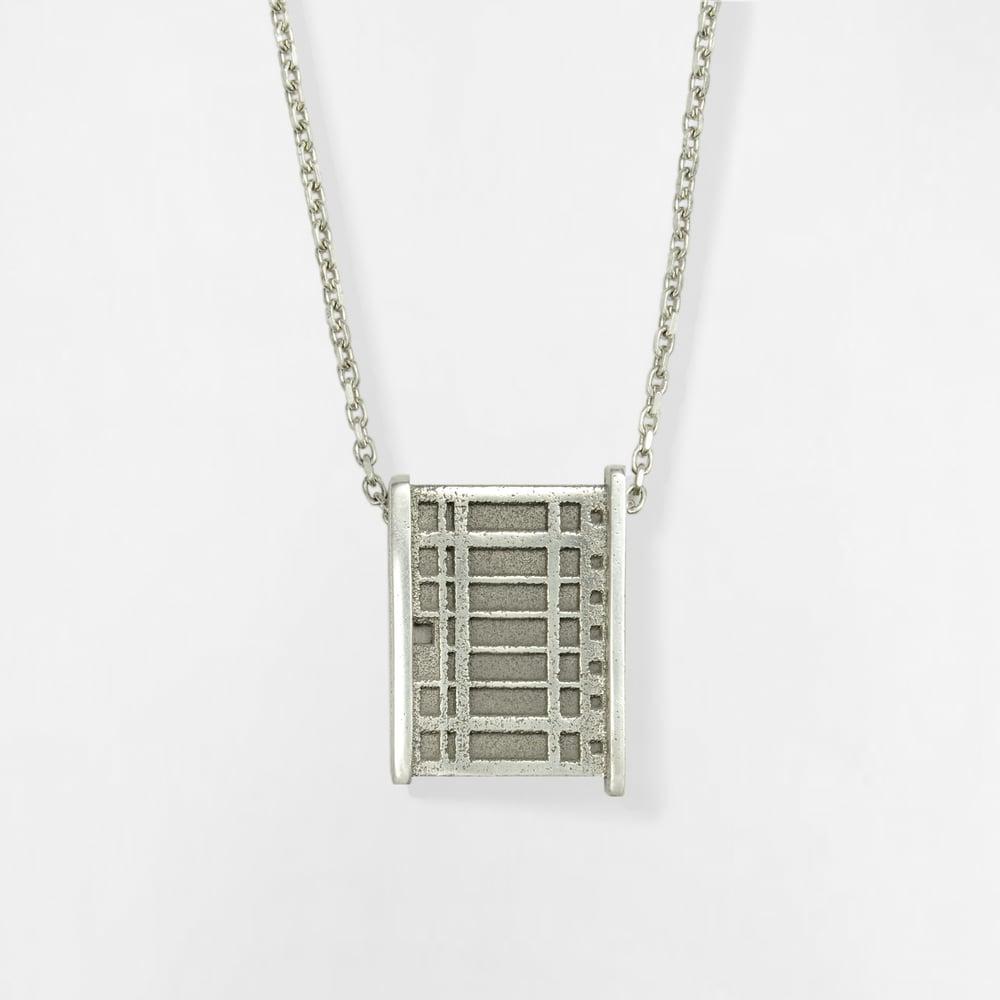 Image of Necklace BERLIN No.203 Silver