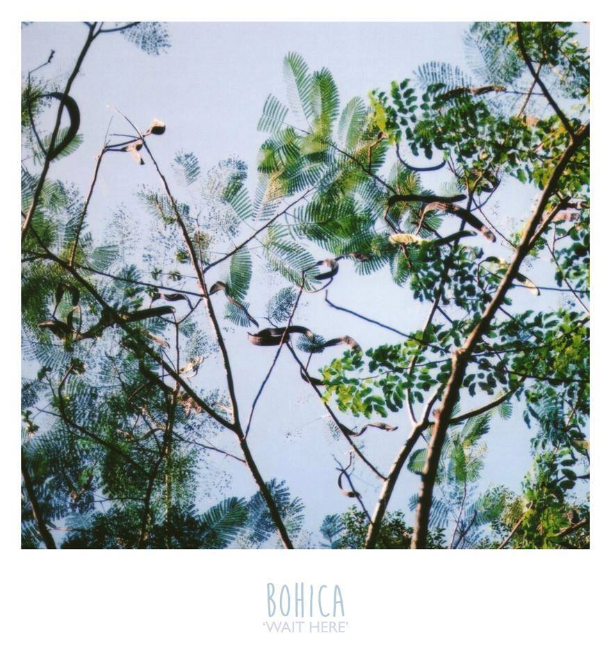 Image of LCR001 - 'Wait Here' by Bohica - Cassette