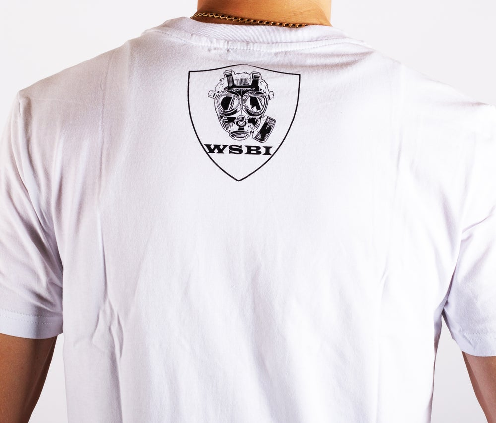 Image of Insane Gentlemen Original Tee White