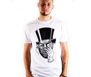 Image of Psychopath Tee White