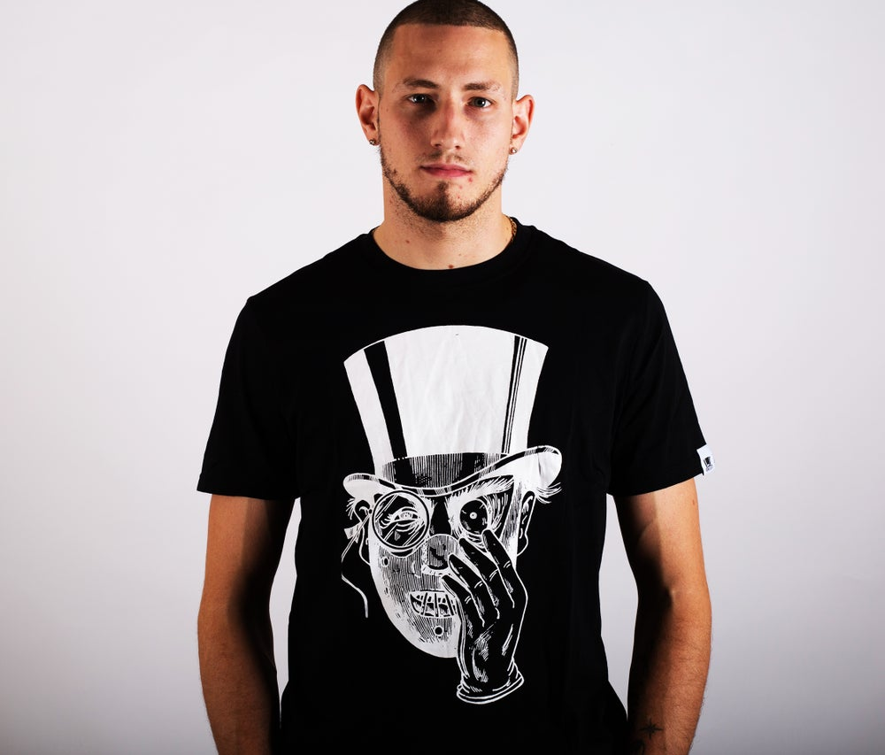 Image of Psychopath Tee Black