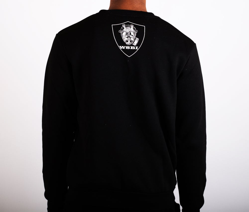 Image of Insane Gentlemen Original Jumper Black