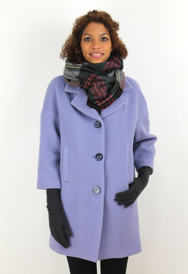 Image of LAVENDER COAT