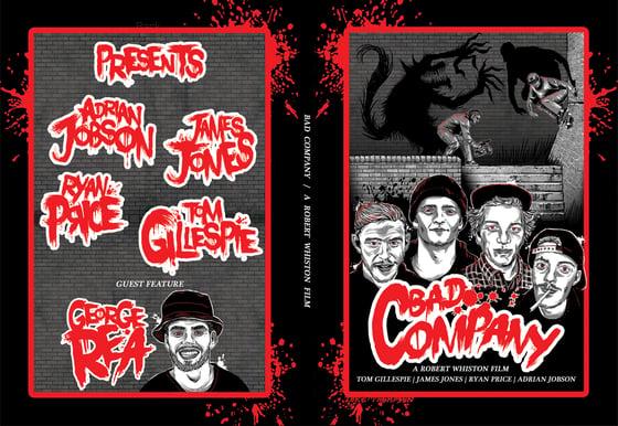 Image of Bad Company DVD